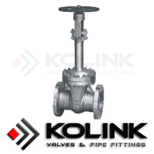 Cryogenic Gate Valve Carbon Steel/ Stainless Steel for Industrial