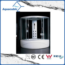 Complete Massage Tempered Glass Computerized Shower Room (AS-46)