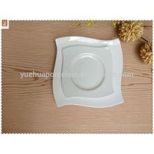 Verschiedene Größe Keramik billig Abendessen flache Platten
