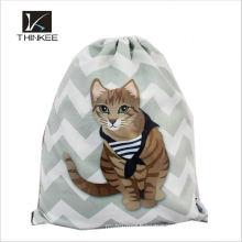 Most Popular Best Selling Promotional Polyester Drawstring Tea Bag