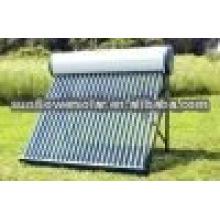 Chauffe-eau solaire à pression compacte Heat Pipe