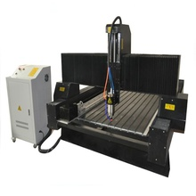 Rotary Axis 3D Marble Granite Engraving CNC Router