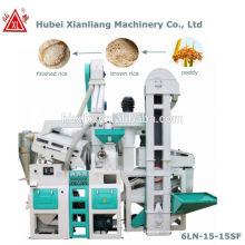 preço de máquina automática de arroz moinho no nepal