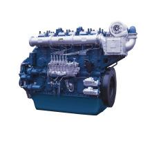 Motor diesel chino KTA38-G5 en la India, motor diesel 850kw en venta