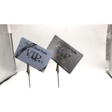 RFID Custom Printing VIP business cards HF Card
