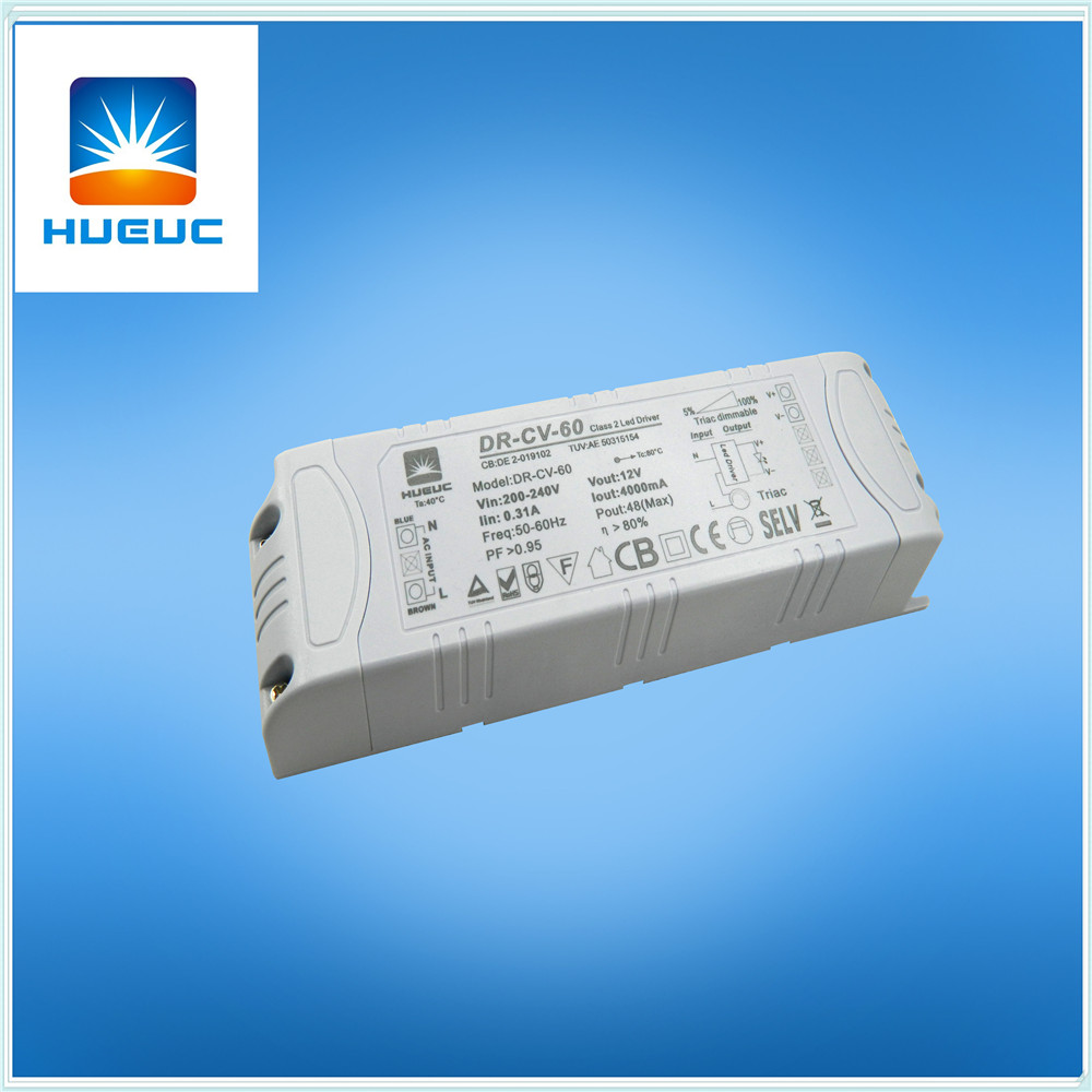 24V 2.5A 60W Triac Led Driver