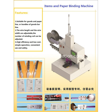 Semi automatik strapping machine
