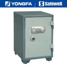Yongfa 77cm Height Ale Panel Electronic Fireproof Safe with Knob