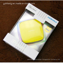 Clear Plastic Power Bank Packing Box Made in China