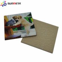 Sunmeta factory supply ceramic tile for heat transfer printing