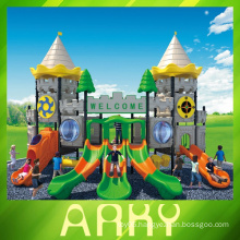 RICH AND COLORFUL CHILDHOOD OUTDOOR PLAYGROUND
