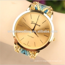 2015 Newest arrival ladies geneva wrist watch