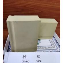 92% Aluminiumoxid Keramikauskleidungsstein für Kugelmühle