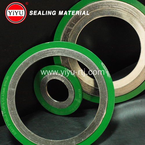 Metal Spiral Wound Gasket with Outer Ring