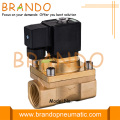"1 ""BURKERT Type Servo-assisted 2/2-way Piston Valve"