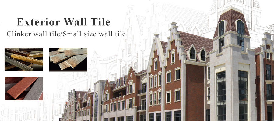 Split Exterior Wall Tile