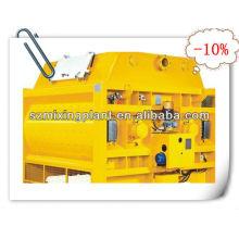 MS500 misturador de concreto elétrico de dois eixos