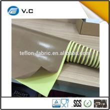 China adhesivo de hoja de teflón de alta calidad