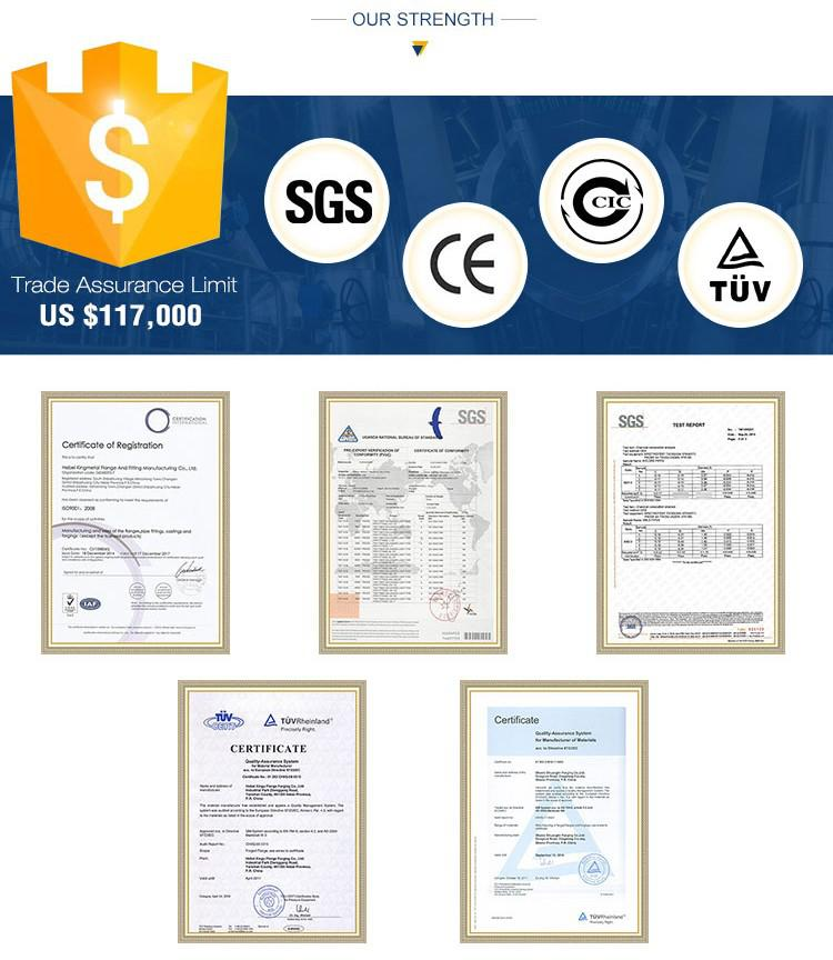 certifacations