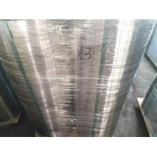 Bride de plaque en alliage Monel K-500 UNS N05500 2.4375