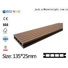 135*25.5 мм Проектированный деревянный настил дуба с самым лучшим качеством