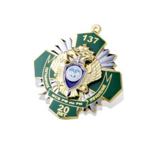 Haz tus propias insignias, insignias de metal (GZHY-KA-023)