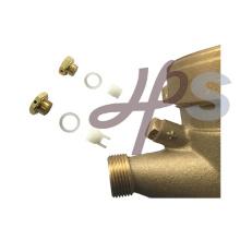 Латунь и пластмасса счетчика воды отрегулировать винт комплект