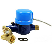 AMR Potable Water Meter with Built-in Remote Control Valve