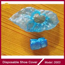 Cubierta del zapato plástico desechables