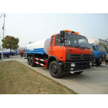 20000L DFAC camión cisterna de agua, con luz de advertencia