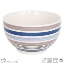 13.5cm Korean Ceramic Rice Bowl Wholesale