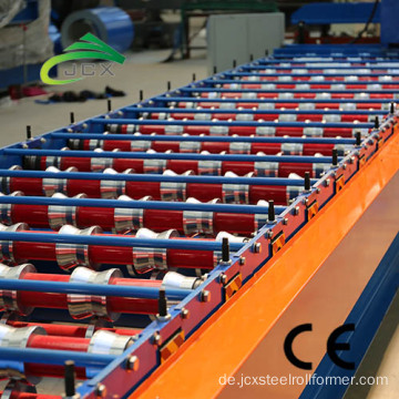 Doppeltes Dach Roll Forming Chine