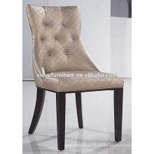 Lujoso restaurante de madera soiling comedor silla XYD052