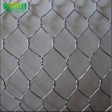 Hot dipped woven mesh hesco stone gabion box