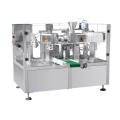 Rotary Packing Machine For Liquid and Paste