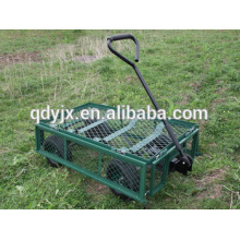 Garten Wagen und Karren mesh Seitenteile mit 4 Rädern TC1841