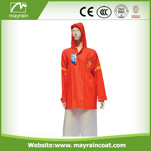 PVC Breathable Outdoor Jacket