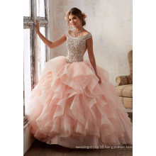 Ladies Prom Party Evening Quinceanera Dress (89138)