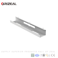 High Quality Easy Installation outdoor electric perforated Metal Cable Tray Prices cut in half