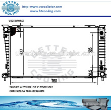 Ford Windstar Radiator 99-03/MONTEREY 04 OEM:1F2H8005AA/1F2Z8005AA