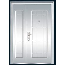 Puerta de acero inoxidable (FXSS-011)