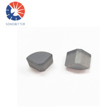 Fans PDC cutter to process stone for grinding tools