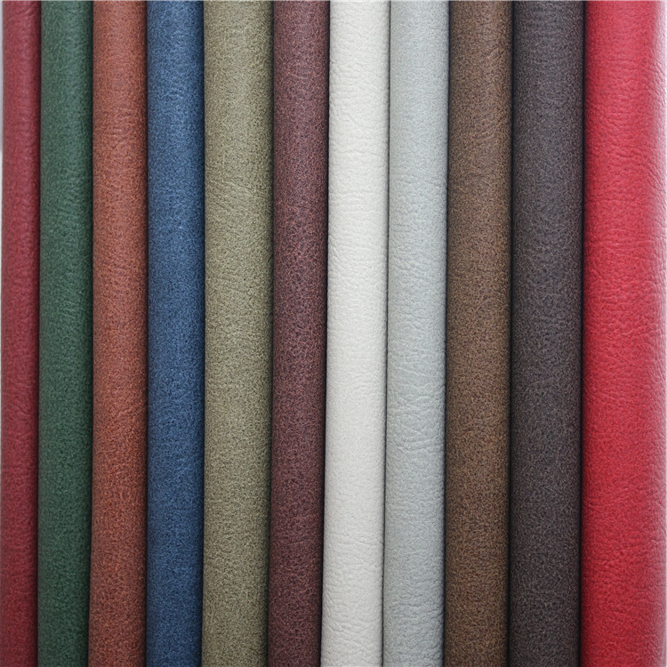 Embossed Semi PU Leather Synthetic Leather