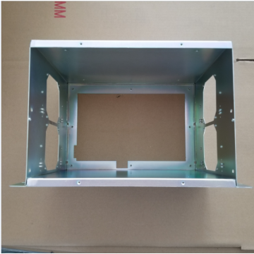 Anodizing/Bending sheet metal box fabrication