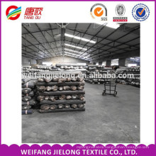 2015 Weifang stock lot denim fabric of 99% cotton 1% spandex soft touch denim fabric for jeans shirting