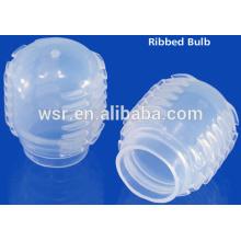 soufflets moulés en caoutchouc liquide NBR / néoprène de 17 ans manufactory