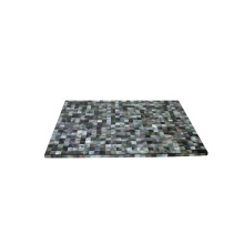Luxury Hotel Black Mother of Pearl Placemat
