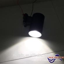 IP65 luz de parede do corredor ao ar livre, para cima e para baixo luz de parede levou, levou luz de parede ao ar livre
