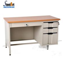 Movable corner computer desk 3 drawer office desk superior gaming computer desk