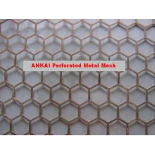 Anping Factory Hochwertiges perforiertes Metall